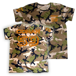 Conan Wear Sportswear Shirt Army-b