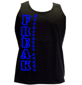 Conan Wear Athletic Vest Freak